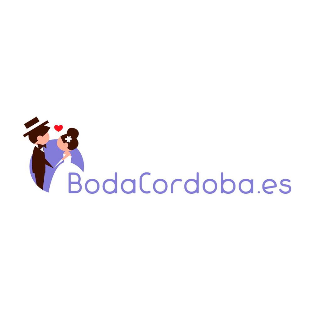 Diseño de logotipo para el portal cordobés especializado en bodas