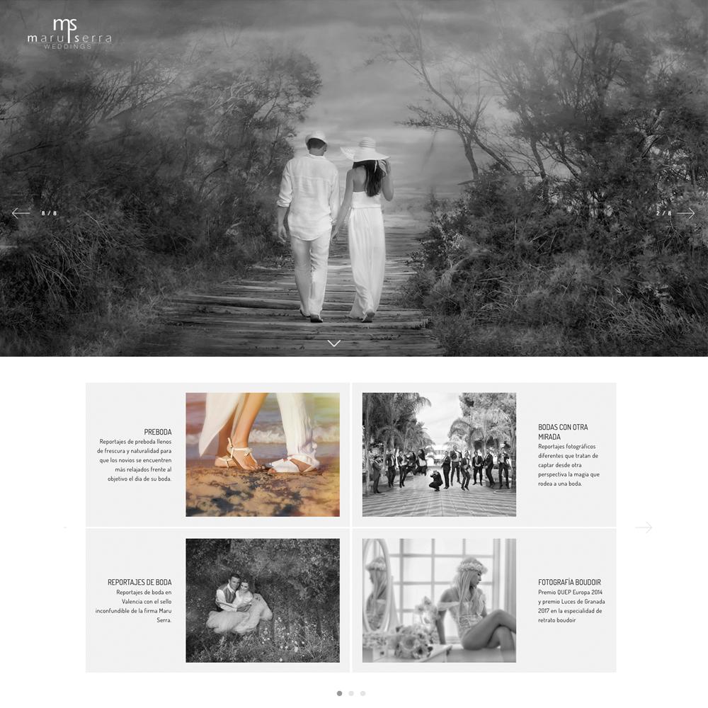 paginas web para estudios de fotografia
