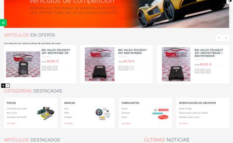 Tienda online Repromotor