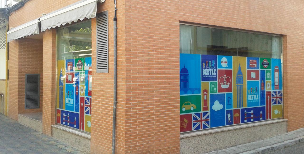 rotulacion de locales comerciales en Córdoba