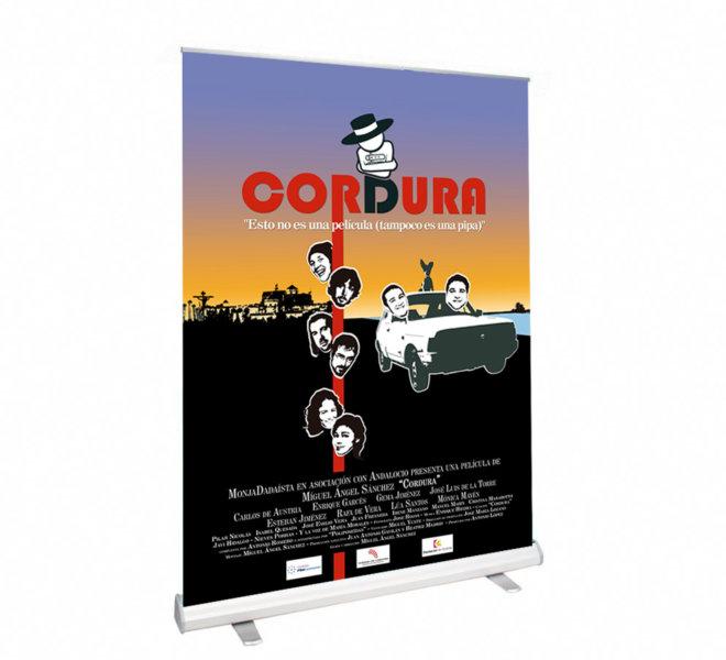 Cartel de la película Cordura
