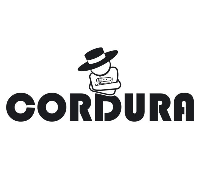 Diseño del logotipo de la película Ciudad Cordura