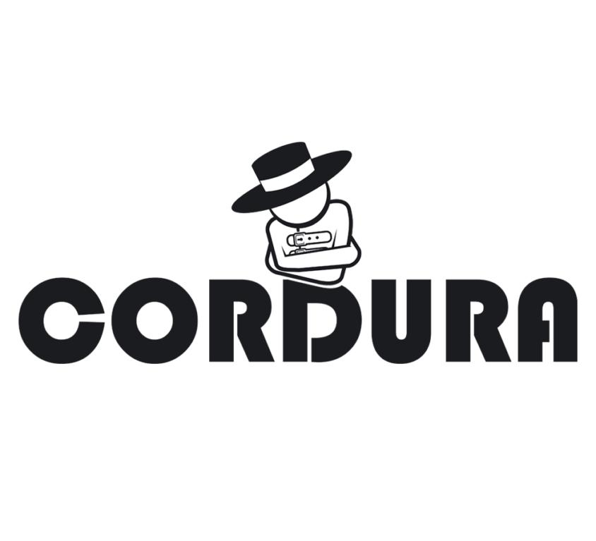Logotipo película «Cordura»