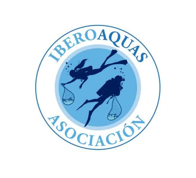 Diseño de logotipo para asociación Iberoaquas en Córdoba