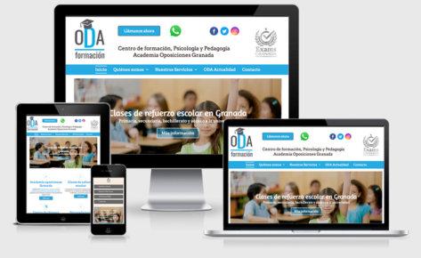 Web ODA Formación