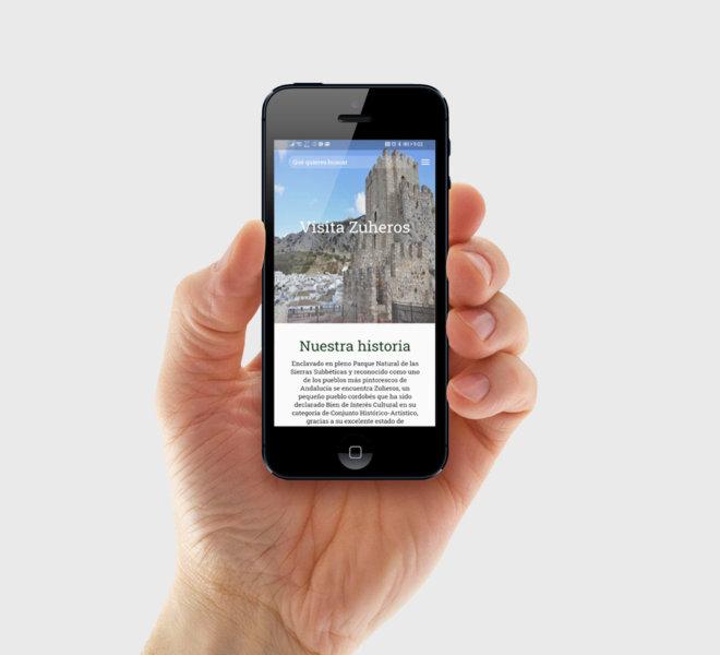 Diseño de App promocion turística