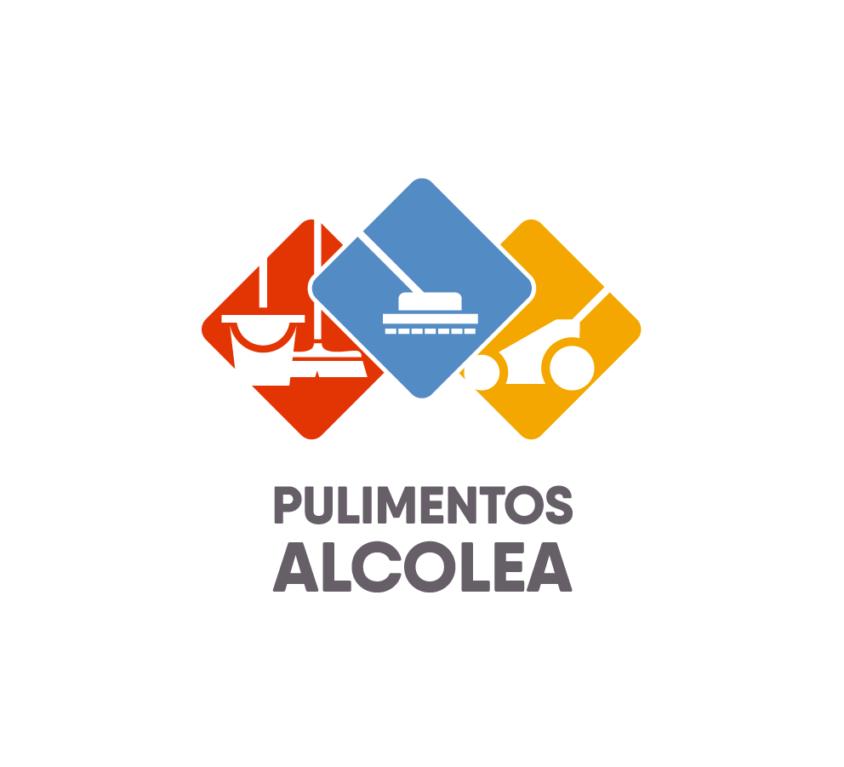 Diseño de imagen corporativa para Pulimentos Alcolea