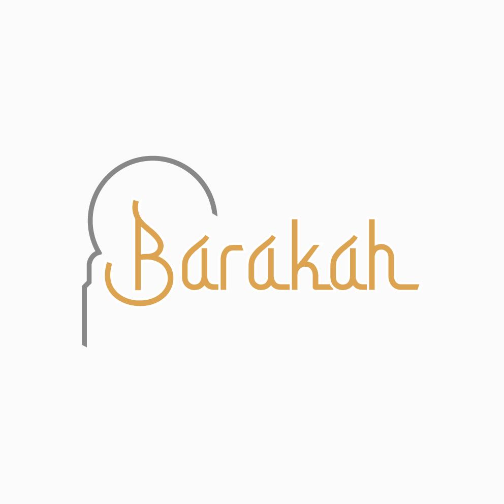 Diseño de logotipo para la firma de joyería cordobesa ``Barakah``