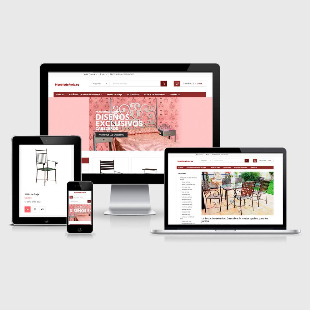 Tiendas online para venta de muebles